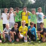 Kreisauswahl: U11 Home-Deluxe-Cup in Lübbecke
