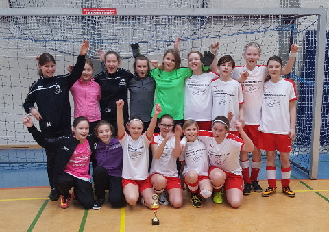 U13_Juniorinnen_Turnier Stockum2018