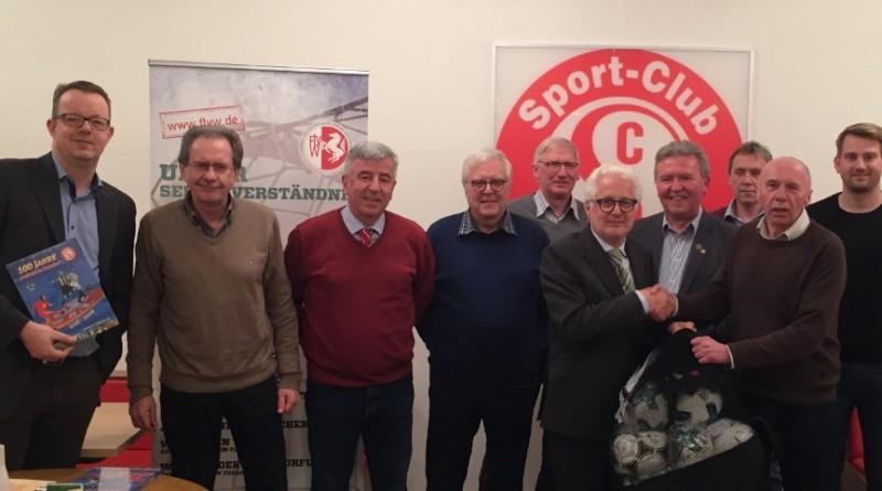 Treffen mit dem SC Neheim _ Verband