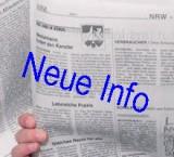 Informationen neu