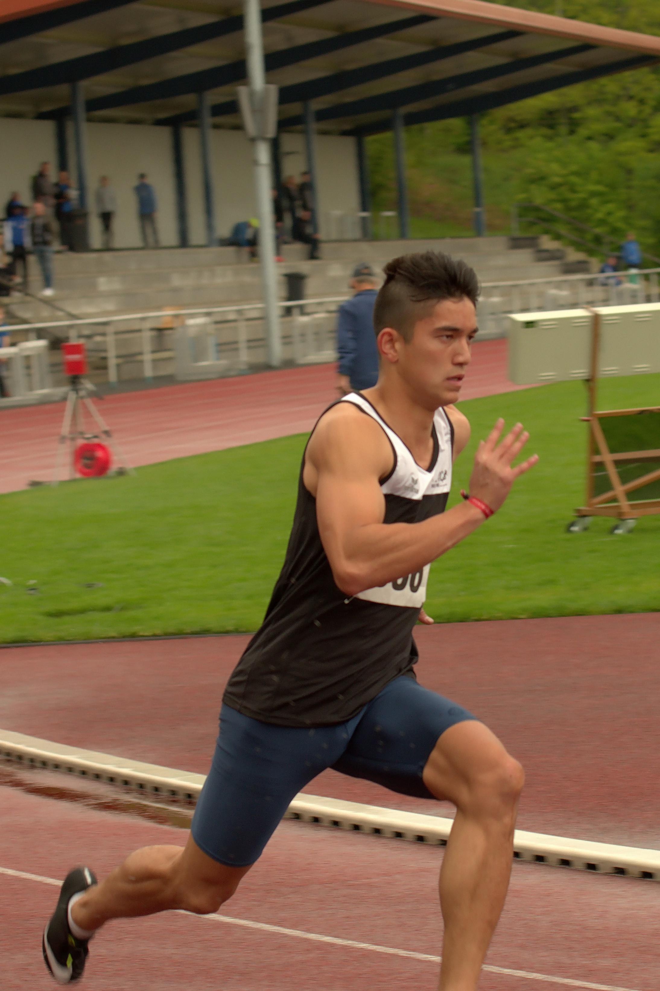 Oliver Ollesch über 400m
