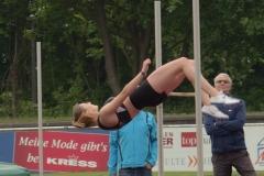 Melanie Struwe über 1,71m