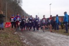 Start 4,15km Lauf