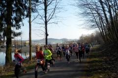 Start 2 km Jugendlauf