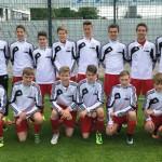 DFB-Stützpunkt: U14/15-Sichtungswettbewerb in Lippstadt