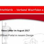 DFBnet Portal im neuen Design