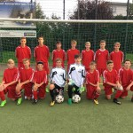 Die U15/14 des STP Arnsberg 3 Tage in der Sportschule