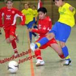 Hallenkreismeisterschaften der D-Junioren und C-Junioren aus dem FLVW Kreis Arnsberg
