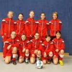 U13 Mädchen Kreisauswahl belegt 3.Platz