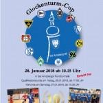 Zum 10. mal findet an diesem Wochenende der U12-GlockenturmCup mit vielen Bundesligisten statt