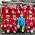 U12 beim ARAG-Cup in Kaiserau