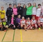 U13 Juniorinnenauswahl holt 2. Platz beim Juniorenturnier der JSG Stockum/Endorf