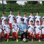 U14/15-Auswahl bei der Vorrunde zur Westfalenmeisterschaft
