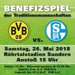 Traditionsmannschaften kommen nächste Woche Samstag (26.05.2018) ins Röhrtalstadion nach Sundern