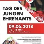 Tag des jungen Ehrenamts des FLVW findet am 09.06.2018 in Kaiserau statt