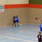 Hallenkreismeisterschaften der B-Juniorinnen in Menden