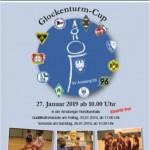 11. U12-Junioren-Turnier um den Glockenturm-Cup startet bereits am 25.01.2019.