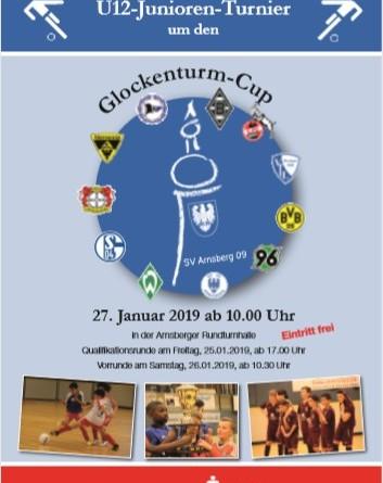 Plakat Glockenturmcup