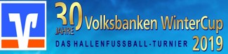 Hallenturniere um den Volksbanken WinterCup2019 laufen heute weiter