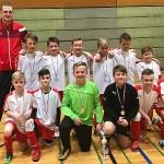 U11 wird sensationell 4ter beim 3.Hasen-Cup in Paderborn