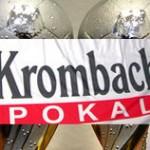 Auslosung Viertelfinalspiele im Krombacher Kreispokal am Sonntag, 06. Oktober 2019 bei TuRa Freienohl