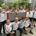 Auswahl in der Sportschule Kaiserau