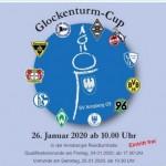 Glockenturm-Cup 2020 in der Arnsberger Rundturnhalle  (vom 24.-26.01.2020) verspricht wieder sehr guten Fußball