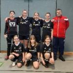 U13 Juniorinnen erreichten Viertelfinale bei den Hallen-Westfalenmeisterschaften