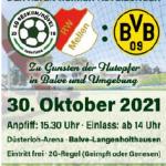 Benefizveranstaltung am 30.10.2021 in Langenholthausen für die Flutopferhilfe der Region